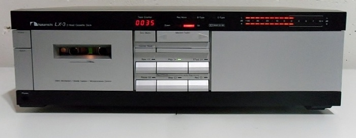 Nakamichi LX-3