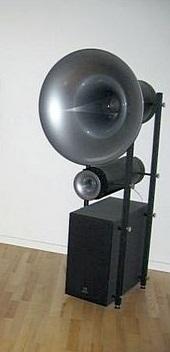 Рупорные акустические системы