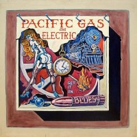 "PACIFIC GAS & ELECTRIC ""Get it on"" 1968"