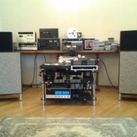 В гостях у аудиофила - коллекционера