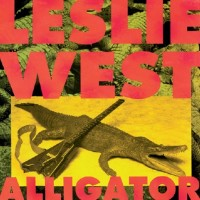 "LESLIE WEST ""Alligator"" 1986"